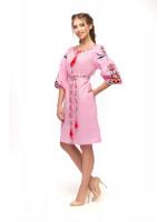 Сукня «Сона» рожевого кольору