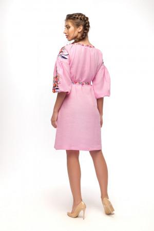 Платье «Сона» розового цвета