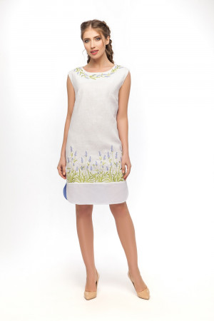 Платье «Волшебная лаванда»