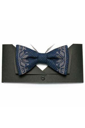 Вышитый галстук-бабочка «Тарас»