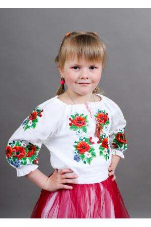 Вышиванка для девочки «Василиса»