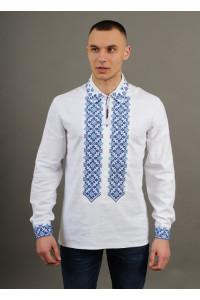 Вишиванка «Синевир» білого кольору