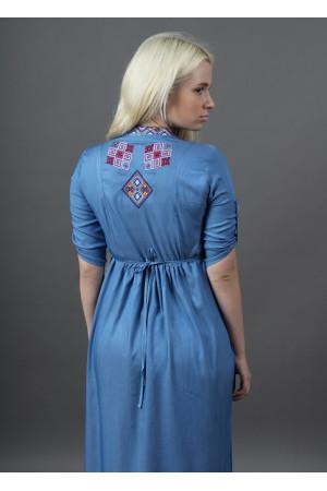Сукня «Монпасьє» кольору джинс