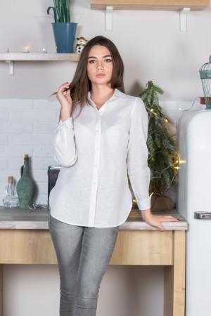 Сорочка «Класична» білого кольору