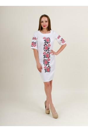 Сукня «Пишна ружа»