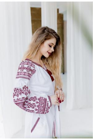 Сукня «Злата» білого кольору