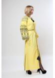 Сукня «Злата» жовтого кольору