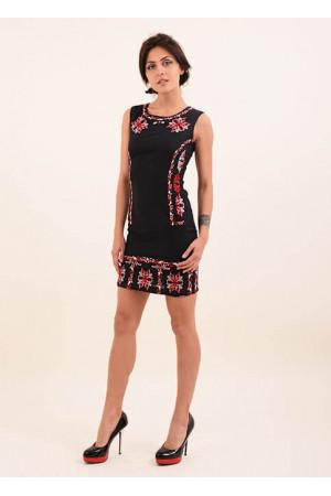 Сукня «Ефект» чорного кольору