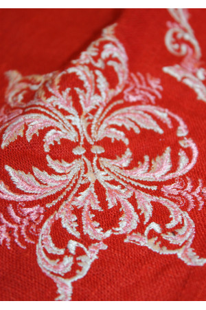 Сукня «Ефект» червоного кольору