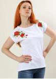 Туніка «Феєрія» білого кольору