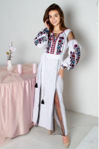 Сукня «Біанка» білого кольору