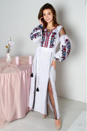 Платье «Бианка» белого цвета