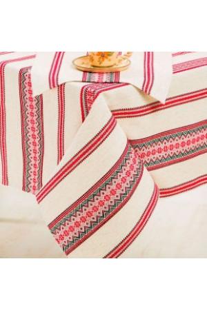 Скатерть с салфетками «Красная нить»