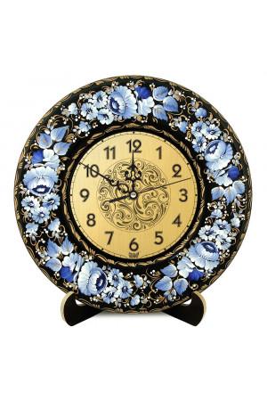 """Настінний годинник """"Зимова феєрія"""""""