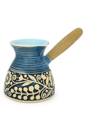 Блакитна турка «Віночок»