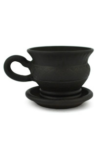 Дымленая чашка для кофе
