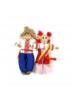 Авторська лялька «Парочка»
