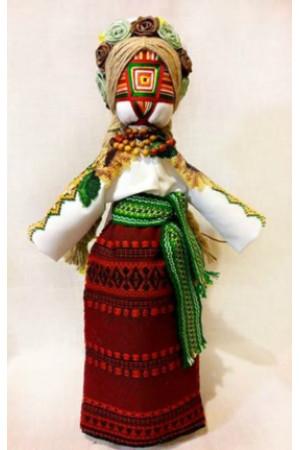Авторская кукла-мотанка «Солнечная»