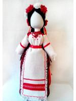 Авторська лялька-мотанка «Мальва»