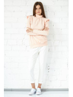 Джемпер «Лола» блідо-рожевого кольору