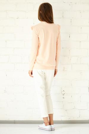 Джемпер «Лола» бледно-розового цвета