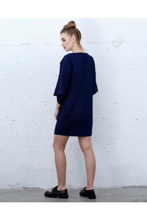 Сукня «Векта» кольору індиго
