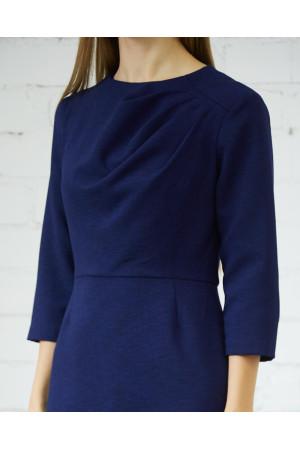 Сукня «Волконда» темно-синього кольору