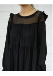 Сукня «Женева» чорного кольору