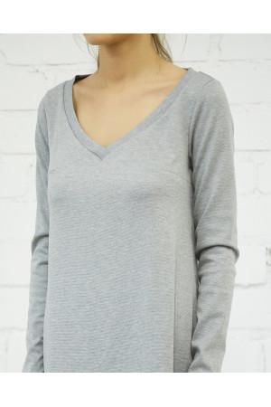 Сукня «Аракесса» сірого кольору