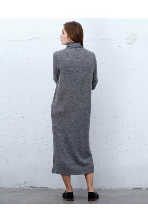 Сукня «Стенсі» сірого кольору