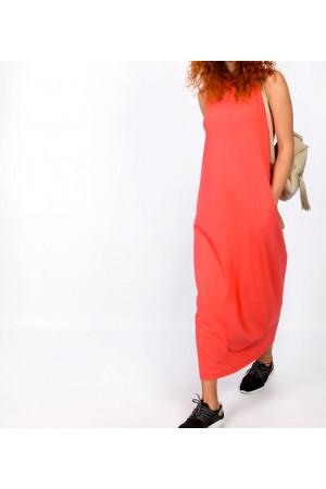 Сукня «Ешлін» червоного кольору