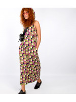 Платье «Эшлин» с принтом