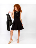 Платье «Синди» черного цвета