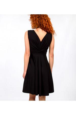 Сукня «Сінді» чорного кольору