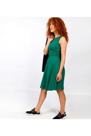 Сукня «Сінді» зеленого кольору