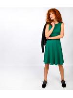 Платье «Синди» зеленого цвета