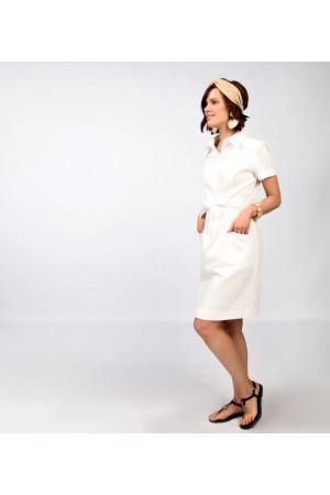 Сукня «Софі» білого кольору