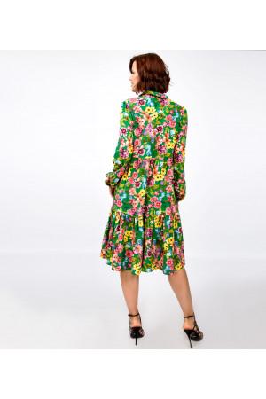 Сукня «Твінс» з квітковим принтом