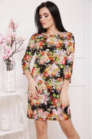 Сукня «Дана» з квітковим малюнком