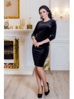 Сукня «Амалія» чорного кольору