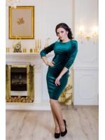 Сукня «Амалія» зеленого кольору