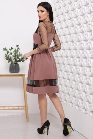 Сукня «Ріо» кольору кави