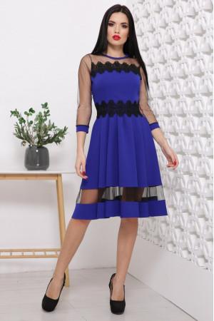 Сукня «Ріо» кольору електрик