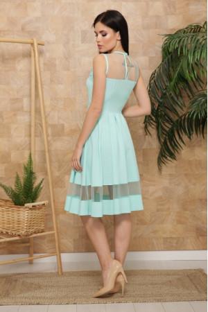 Сукня «Ріо» кольору м'яти, без рукавів
