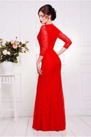 Сукня «Арсенія» червоного кольору