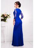 Сукня «Арсенія» кольору електрик