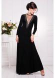 Сукня «Аркадія» чорного кольору