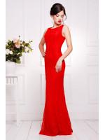 Сукня «Мімоза» червоного кольору