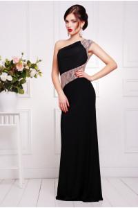Сукня «Юна» чорного кольору