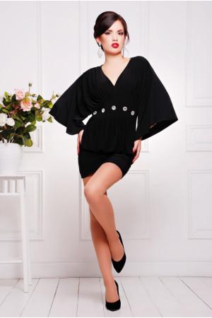 Платье «Шик» черного цвета